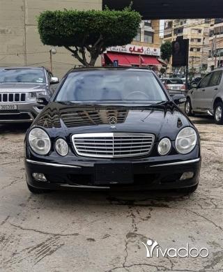 Mercedes-Benz in Beirut City - Mercedes E320 2005