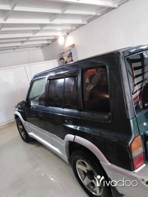 Suzuki in Zhalta - viatra