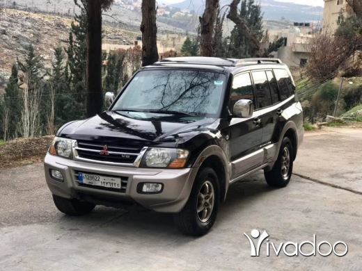 Mitsubishi in Beirut City - Mitsubishi pajero in excellent comdition