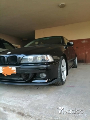 BMW in Majd Laya - Bmw 528 look m5 model 97 super