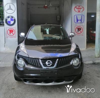 Nissan in Beirut City - NISSAN JUKE 2012