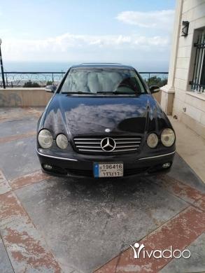 Mercedes-Benz in Beirut City - 500 cl model 2004