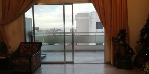 Apartments in Antelias - 3-Bedroom Apartment for Sale in Antelias With A Nice View