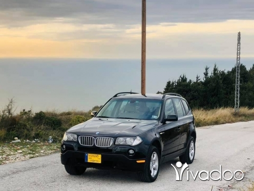 BMW in Beirut City - BMW X3 2007 full options