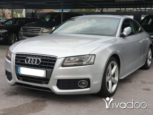 Audi in Beirut City - 2010 Audi A5 Coupe S-Line / Excellent condition / Low mileage