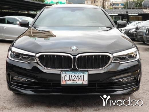 BMW in Beirut City - 2017 BMW 530i