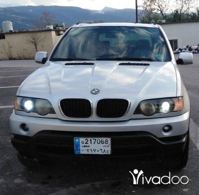 BMW in Ardeh - X5 2001 sport pakej