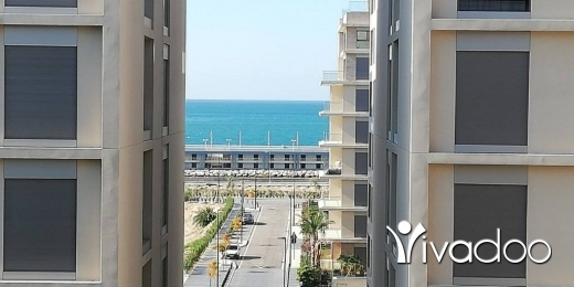 Apartments in Dbayeh - L05860 1-Bedroom Apartment for Rent in Waterfront Dbayeh