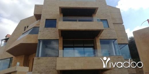 Villas in Kornet Al Hamra - l05876 - Elegant Villa for Sale in Qornet El Hamra Metn with Nice View