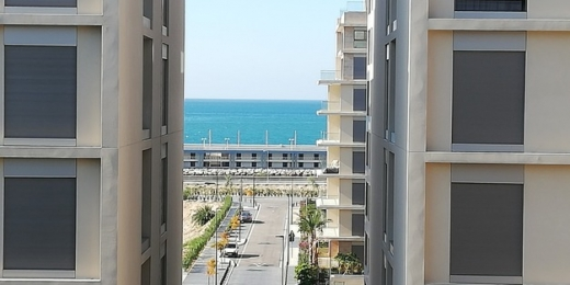 Apartments in Dbayeh - 1Bedroom Apartment for Rent in Waterfront Dbayeh