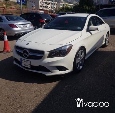 Mercedes-Benz in Beirut City - Mercedes Benz CLA