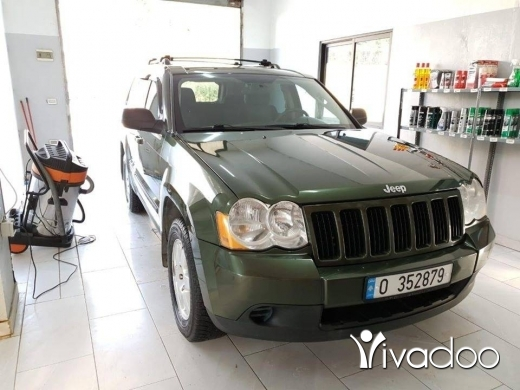 Jeep in Beirut City - Grand Cherokee 2009 very