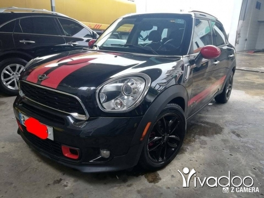 Mini in Port of Beirut - for sale or trade 3a range rover sport