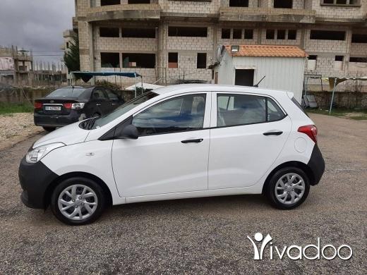 Hyundai in Port of Beirut - Hyundai Grand 2020