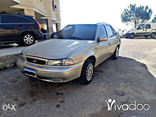 Daewoo in Tripoli - daeoo 1995 automatik