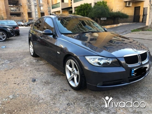 BMW in Tripoli - Bm