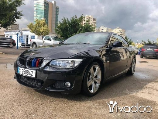 BMW in Sin el-Fil - Bmw 328i 2011 e93 convertible look M original