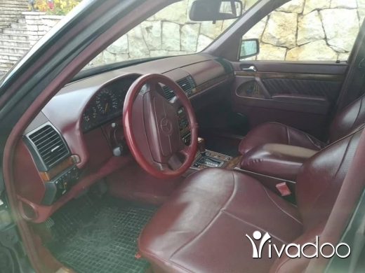 Mercedes-Benz in Beirut City - Mercedes 500 sel
