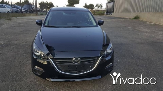 Mazda in Beirut City - Mazda 3 2017 anb source like new