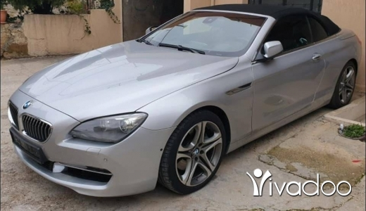 BMW in Beirut City - Bmw 650i v8 twin turbo ajnabiyi supper clean car low mileage