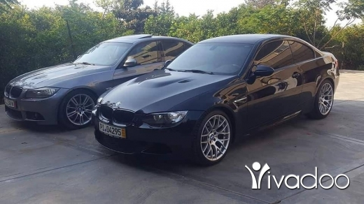 BMW in Port of Beirut - Car