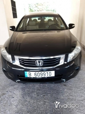 Honda in Beirut City - honda accord 2008