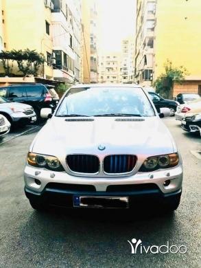 BMW in Beirut City - BMW X5 full option