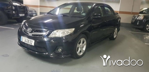 Toyota in Beirut City - Toyota Corolla S