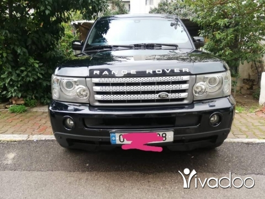 Rover in Port of Beirut - رانج روفر