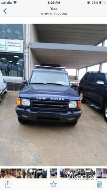 Rover in Beirut City - Land rover discovery 2001