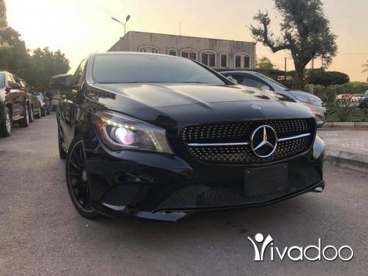 Mercedes-Benz in Beirut City - Cla 250 Black - Black 2014