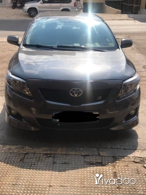 Toyota in Beirut City - Toyota corolla S model 2009 super clean