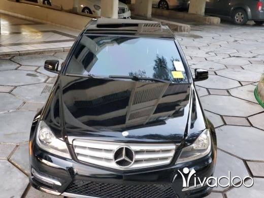 Mercedes-Benz in Beirut City - 2012 Mercedes-Benz C-Class
