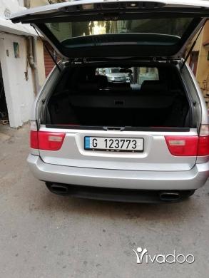 BMW dans Beyrouth - Bmw x5 2001 sport package