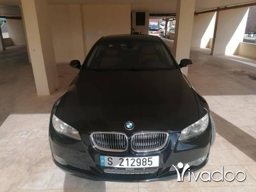 BMW in Beirut City - BMW 335i /// 2007 /// 121 k /// Full Navi Screen