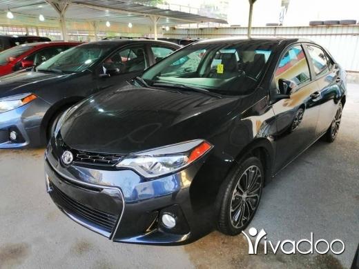 Toyota in Beirut City - Corolla S /// 2015 /// 33 k
