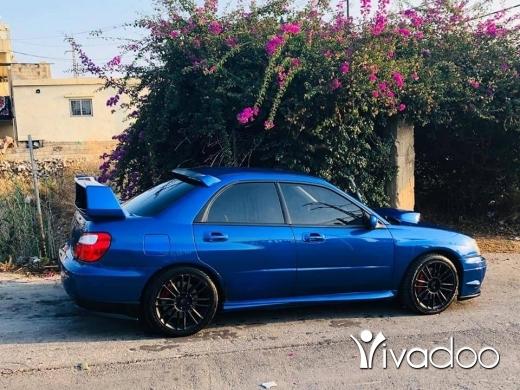 Subaru in Amchit - Subaru sti