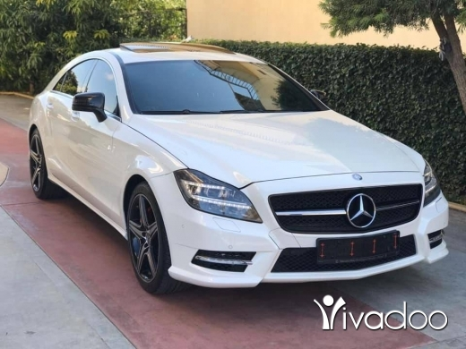 Mercedes-Benz in Menyeh - cls 550 2012 amg edition