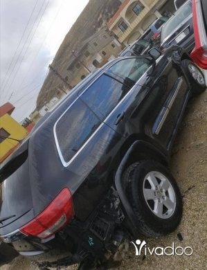 Jeep in Port of Beirut -