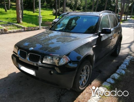 BMW in Metn - 2004 BMW X3 / Very good condition / Final Price