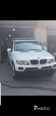 BMW in Sour - X5