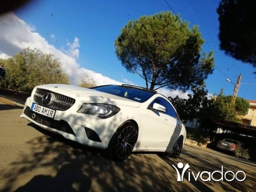 Mercedes-Benz in Port of Beirut - Mercedes Benz cla 250 2014,