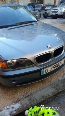 BMW in Zouk Mosbeh - 2004 Bmw series 3