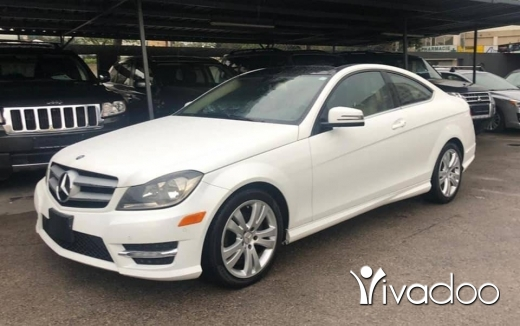 Mercedes-Benz in Port of Beirut - 2013 C250 Coupe / No accidents / $ or lbp