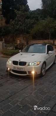 BMW in Port of Beirut - BMW 325i