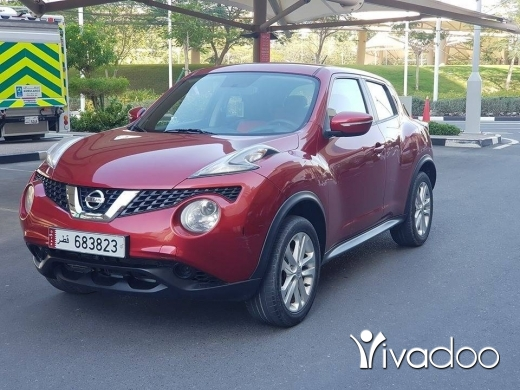 Nissan in Beirut City - Nissan juke F15 _ 2015