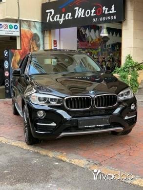 BMW in Beirut City - BMW X6 2016 xDrive35i
