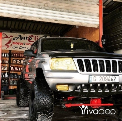 Jeep in Baabda - Grand cherokee limited 1999