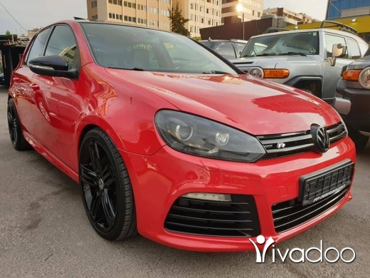 Volkswagen in Beirut City - 2013 Golf R MK6