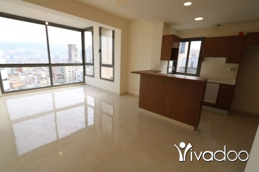 Apartments in Achrafieh - A 72 m2 apartment for sale in Achrafieh ( Open City View )